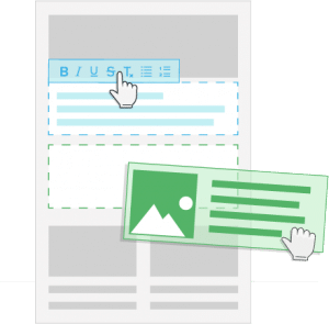 create newsletters no html