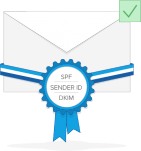 secure email dispatch