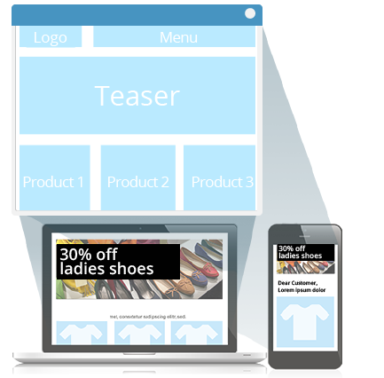 Responsive Newsletter Templates