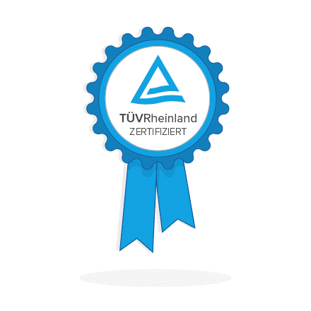 award-with-tüv-rheinland