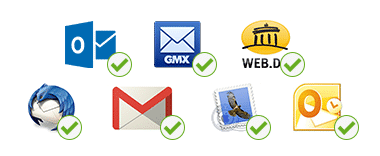 email client testing