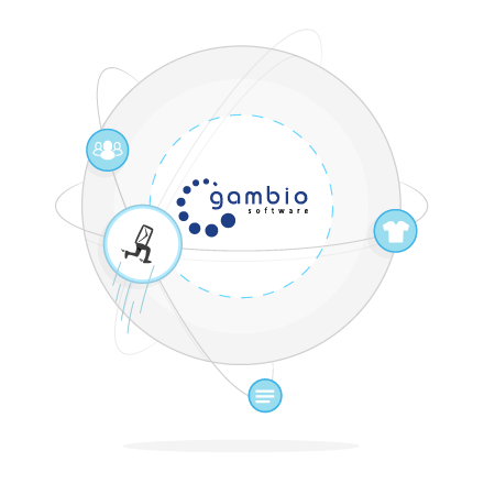 Gambio newsletter integration