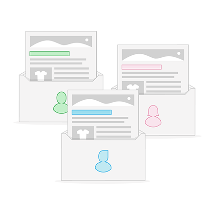 Send Personalized Newsletters
