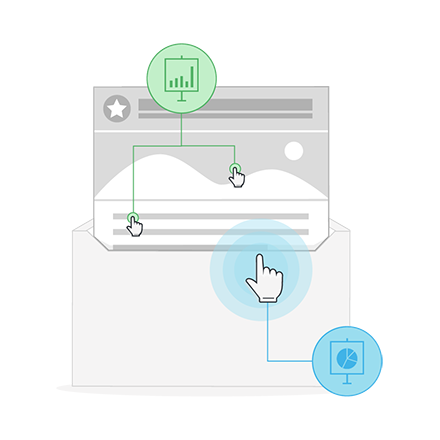 Newsletter Software Open Rates Click Rates