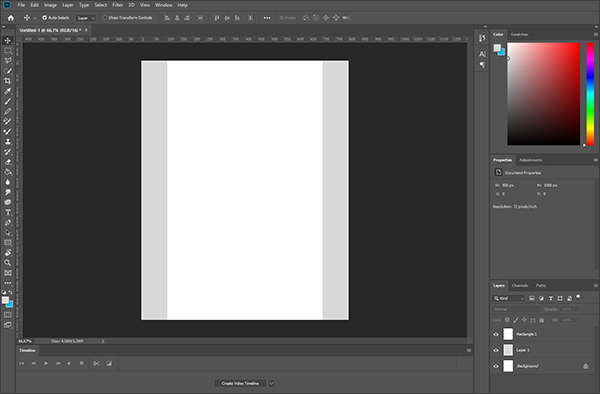 set-up-a-newsletter-in-photoshop