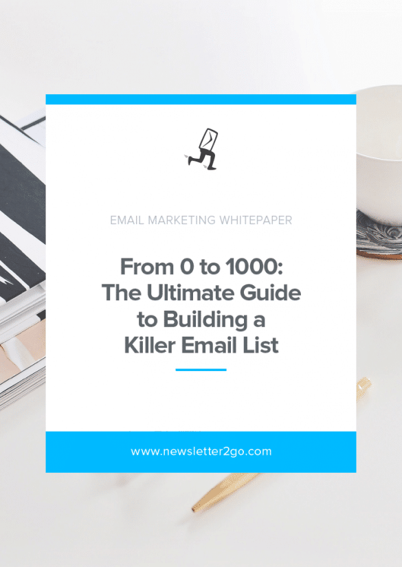 From 0 to 1000: The Ultimate Guide to Building a Killer Email List