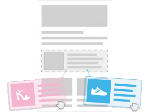personalized email newsletter content
