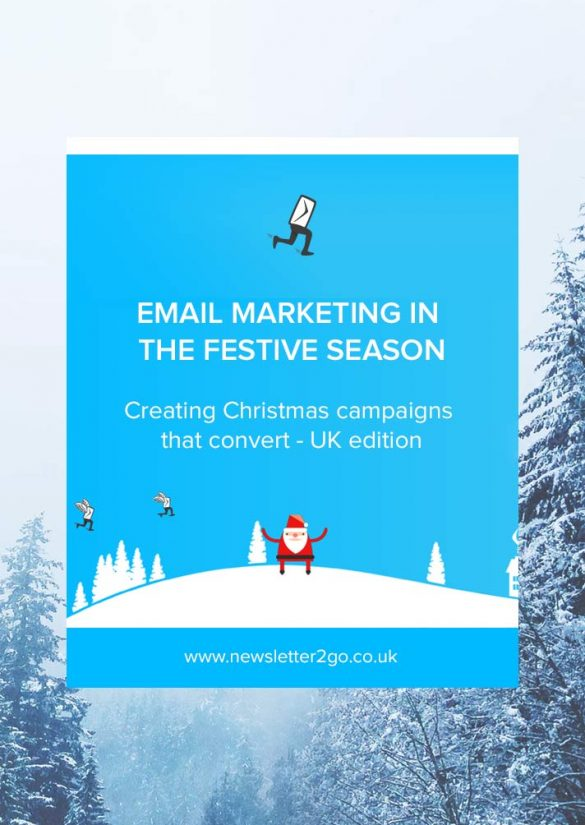 email marketing in the festive season